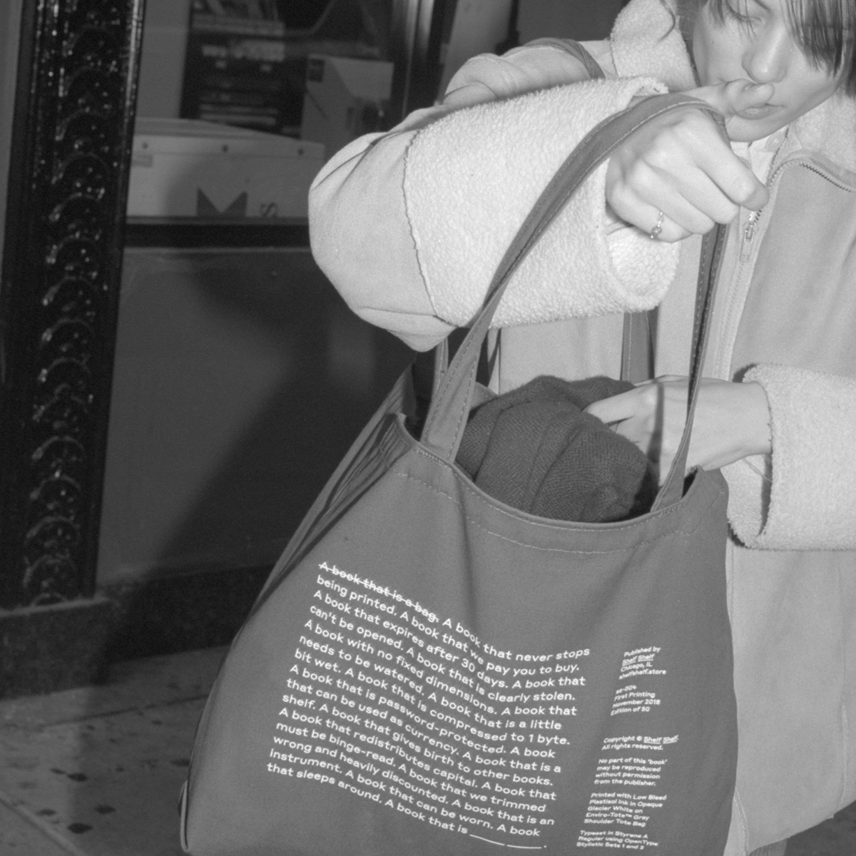 A Book that is a Bag